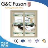 寝室の中国からのアルミニウム引き戸デザイン