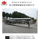 Transportband van het Roestvrij staal van de Deklaag van het poeder de Koel