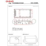 Wxe-100s-48 100W 48V 2A Stromversorgung der Qualitäts-LED