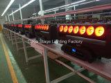 indicatore luminoso capo mobile girante della discoteca di RGB LED del fascio di 7*15W Continu