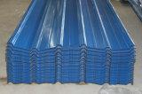 Gewölbte Stahldach-Blatt-Farben-Stahldach-Blatt des PPGI Stahls mit Modell Yx25-210-840 (1050)