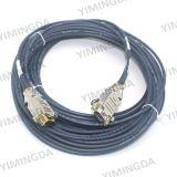 Vídeo C - Y de 91116010 cables para las piezas de Gtxl, para las piezas del cortador de Gerber