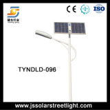 100W 10m gebildet in China-Solarstraßenlaterne