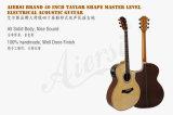 Guitarra acústica elétrica Ooo do estilo mestre de China Aiersi (SG102SE)