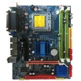 4 SATAのG31-775デスクトップのマザーボード