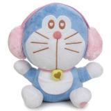 Giocattolo sveglio della peluche del gatto del giocattolo molle del fumetto del bambino