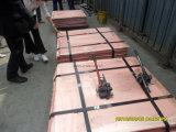 Cátodo de cobre, alambre de cobre y metales del cobre