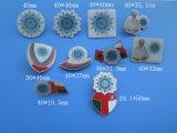 Distintivo stampato dei regali di giorno nazionale dello sceicco Metal dell'Oman