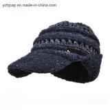 Шлем Beanie шлема шлема POM Knit шлема Beanie изготовленный на заказ связанный POM