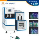 Máquina de sopro do frasco Semi automático do animal de estimação