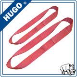Het Opheffen van de Singelband van de polyester de Factor van de Riem van de Slinger van de Singelband van de Riem van de Slinger (veiligheidsgordel)