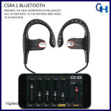 중국 대량 사이트 HD 건강한 음성 통제 Gymsense 무선 Bluetooth Earbuds