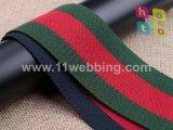 Correas de acrílico del algodón de la manera para el bolso y los accesorios de vestir
