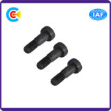 Acier au carbone noir zincé / 4.8 / 8 / 8.8 / 10.9 Fermeture M12 Cross Cheese Head Mechanical Screws