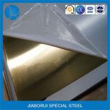 Top Ten, das Ende-Edelstahl-Blatt der Produkt-ASTM A240 316L 2b verkauft