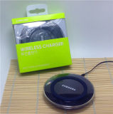 Carregador sem fio indutivo de Qi do dispositivo móvel do telefone de pilha para Samsung