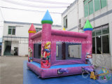 Prinzessin Inflatable Bouncer Castle für Kinder