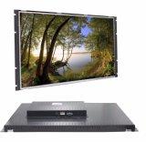 Geöffneter Rahmen-hohe Helligkeits-wasserdichter Noten-Monitor mit Schnittstellen HDMI, VGA, Handels-, USB u. RS232