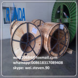 cobre subterrâneo do núcleo de 6.35KV 11KV cabo distribuidor de corrente blindado do único