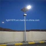 lampada solare di 30W 36W 60W 80W per illuminazione stradale