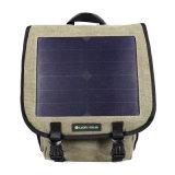 Mochila de carregamento solar de moda comercial com Sunpower 6.5W