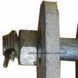 Metallo su ordinazione professionale di precisione che timbra parte