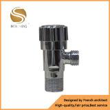 A fábrica fornece diretamente a válvula de ângulo material de bronze de venda quente