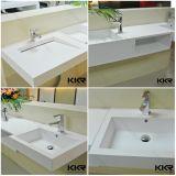 Italian Design Pierre artificielle Bathroom Wall Basin Hung