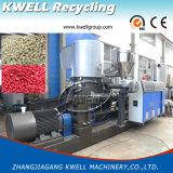 Compresor de la película de los PP del PE que recicla la máquina de granulación/el granulador plástico