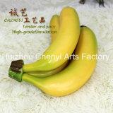 新しい3ヘッドバナナの人工的なフルーツ