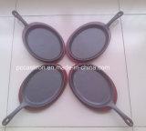 Uovo Bakeware del ghisa con Shap quadrato