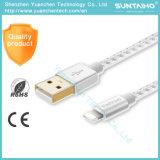 кабель USB шнура данным по 1m/2m/3m поручая на iPhone 7 6s плюс