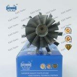 Motor industrial apto F5C del eje de la turbina de la rueda del eje de la rueda de turbina de K03 5303-970-0256