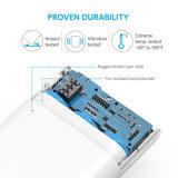 AnkerPowercore 10000 Portable-Aufladeeinheit, eine der kleinsten und hellsten externen Batterie 10000mAh, Hoch-Geschwindigkeit-Aufladen-Technologie 10000mAh Energien-Bank (weiß)