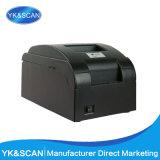 Yk-76 9Pinのシリアル影響のドットマトリックスプリンター、130から200mmの有効な印刷の幅