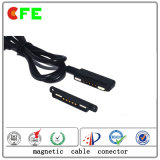 Tragbare magnetische Kabel-Verbinder der Energien-5pin