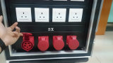 125A IP67 imprägniern Energien-Kasten mit PCE Kontaktbuchse