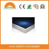 панель Polysilicon 60W фотовольтайческая применяется для солнечной системы
