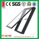 Conçoit le guichet commercial en aluminium