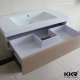 Badezimmer-Möbel-festes Oberflächenuntersatz-Bassin