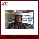 Пилотный шлем с тактическим шлемом воиска шлема мотоцикла шлема полета