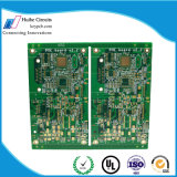 PWB rígido de Enig de la tarjeta de circuitos impresos de 4 capas para el control industrial
