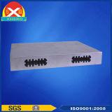 알루미늄 6063 격판덮개 물 냉각 열 싱크 10000W