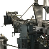 Hte double vis en plastique Extrudeuse machine