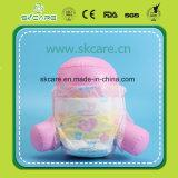 柔らかい綿のフィルムどん底の価格の魔法テープ赤ん坊のおむつ