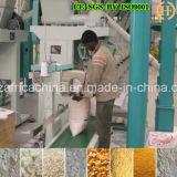 Машина мельницы маиса Кении маиса 150 тонн/дня установленная станом