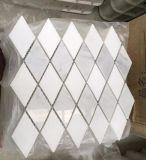 Чисто белые мраморный плитки, белая мраморный мозаика, китайское Mable