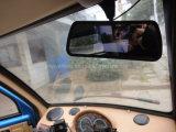 Triciclo de pasajeros de 125cc 150cc con cinco puertas