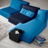 Nuovo sofà del tessuto di combinazione del salone di disegno (F1115-1)