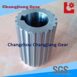 Spur Ring Getriebe mit Keyway
